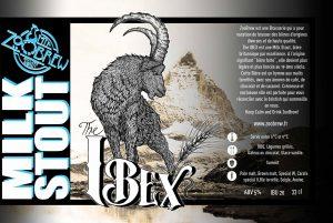 Bière Brube ZooBrew Ibex