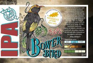 Bière Blonde Bower Bird