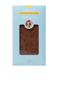 Tablette Chocolat Caramel lait