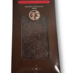 Tablette Chocolat Framboises cranberries noir