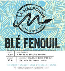 Bière Blanche Blé Fenouil
